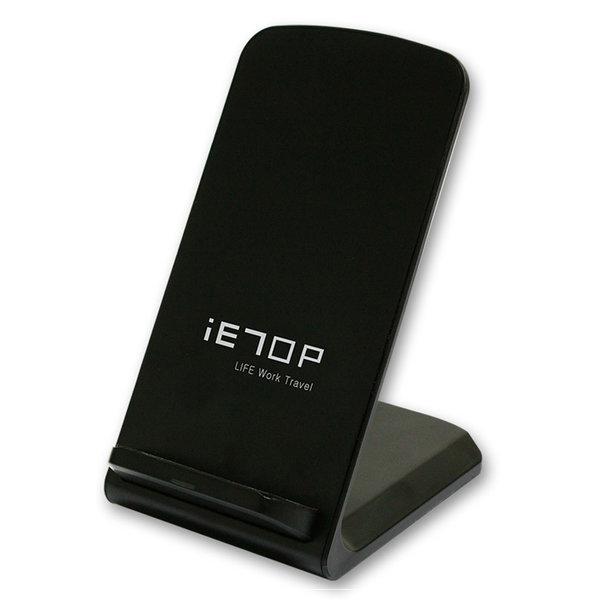 ET-W20 무선 고속 충전 패드 스마트폰 차량용 충전기