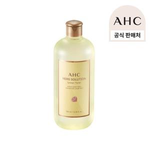 AHC 허브솔루션 레몬 토너 500ml