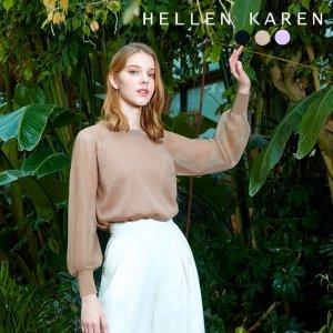 헬렌카렌 썸머 샤인 니트 3종