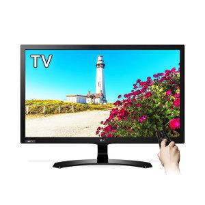LG 24인치 TV모니터 24TP610D 스피커내장 소형 Full HD
