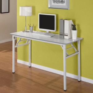 접이식 라운드 테이블 컴퓨터책상 접이식테이블 책상