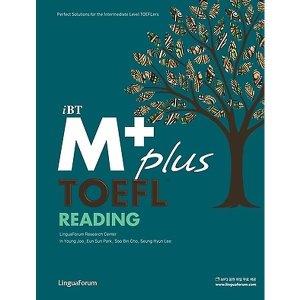iBT M+ TOEFL READING