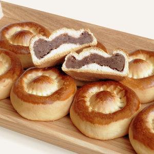 몽도레 경주빵 빵 옛날과자 대용량과자 50입 1박스