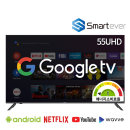 SA55G 55인치 UHD TV 구글 스마트 안드로이드OS