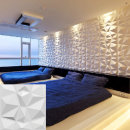 타일스티커 벽돌시트지 3D PVC벽지 패널50x50