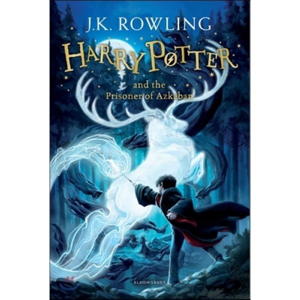 Harry Potter and the Prisoner of Azkaban (영국판)  J K Rowling
