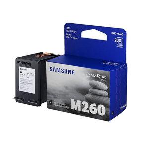 정품잉크 INK-M260(검정)SL-J2160W SL-J2165W M260