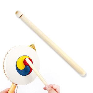소고채 (1P) 나무채 악기채 국악 전통악기 음악준비물