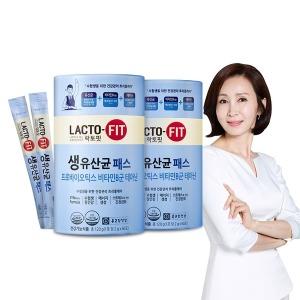 락토핏 수험생용 생유산균 패스 2통 총60일분