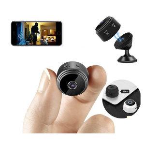 WiFi HD1080P 미니 카메라/홈 카메라/웹캠 야시광각