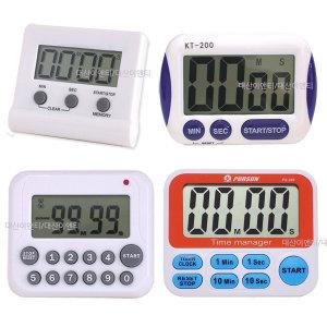 디지털 타이머 스톱워치 초시계 쿠킹 판촉물 알람시계