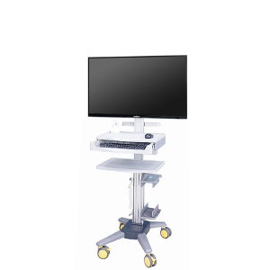 3MT42-H140-VS20  이동식 PC 모니터 스탠드거치대