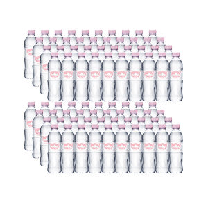 지리산수 핑크 500ml 80병 /생수전문배송