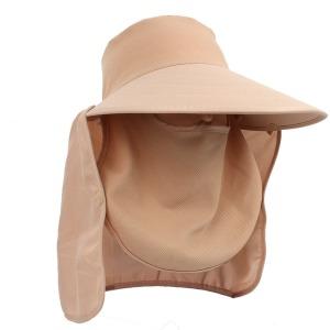 자외선차단모자 여름 햇빛가리개 작업 모자 농모