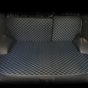 더뉴싼타페 2열등받이+트렁크매트 풀세트 /5인승일체형