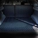 4D 입체퀼팅 아이오닉 트렁크매트 + 2열등받이 풀세트