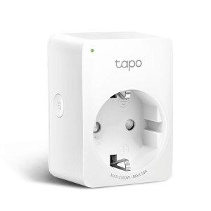 Tapo P100 IoT 스마트 무선 Wi-Fi 플러그 절전 콘센트