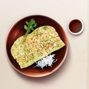 대구납작만두 분식집 비빔만두 야식 20장x3봉 손만두