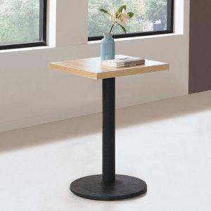 스퀘어 티 테이블 500 카페테이블 거실테이블 식탁