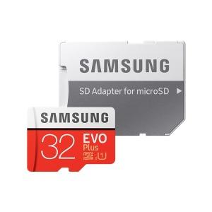 공식인증 마이크로SD 카드 EVO/PLUS/블랙박스 32~512
