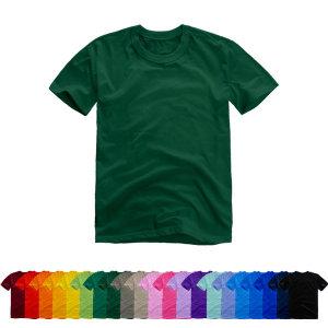 반팔30수 라운드 티셔츠 면티 무지티 기본티 단체티