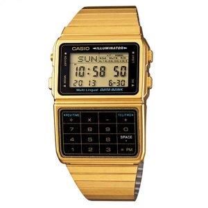 카시오 시계 DBC-611G-1D 메탈밴드 남녀공용 계산기