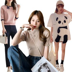 패션라인 9900원 균일 티셔츠/블라우스/팬츠