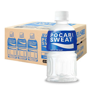 포카리스웨트 340ml 이온음료 음료수 20개