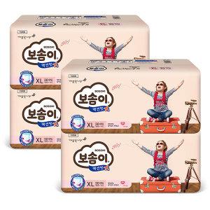 액션핏 팬티 특대형 여아30매 4팩