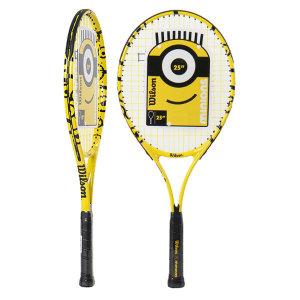 윌슨 테니스라켓 2021 미니언즈 주니어 테니스 라켓