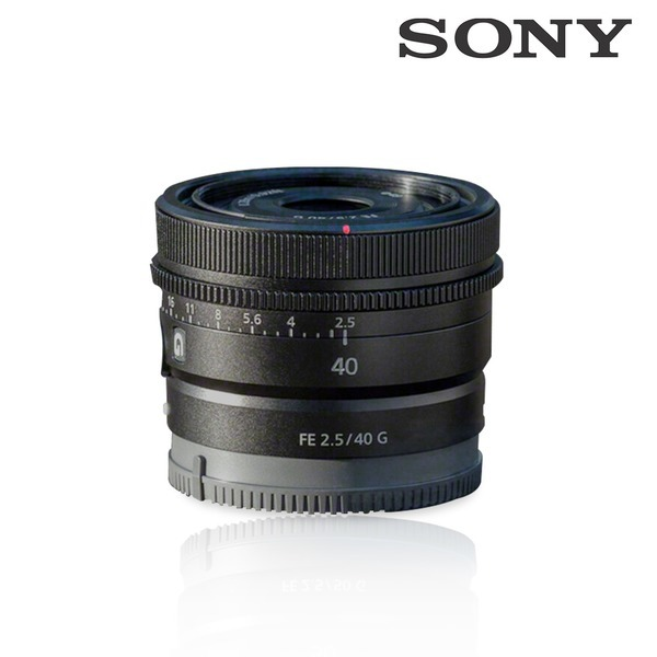 소니 FE 40mm F2.5 G (SEL40F25G) / ipark