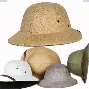 지사 피스헬멧 정글 사파리 방서 스님 모자 벙거지 캡