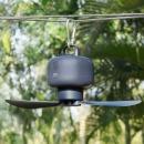 타프팬 실링팬 천장형 캠핑 무선 USB 선풍기 NAVY
