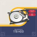 추가선택 HDD 1TB로 추가장착 (개봉후장착)