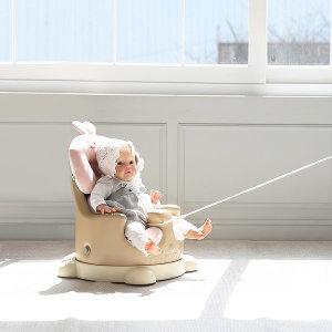아기의자 전용 플레이 앙쥬 리드줄