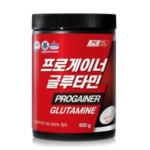프로게이너 글루타민 600g 글루타민 아미노산 보충제