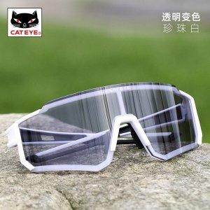 100 백 프로 변색 고글 라이딩 바이크 야외 선글라스H