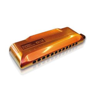 호너CX-12 JAZZ크로매틱하모니카M754601 12홀크로매틱