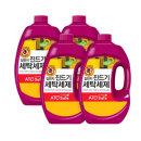 집먼지진드기 액체세제 2.5L 4개/로하스인증/세탁세제