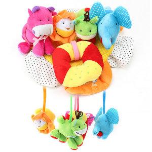 아기모빌 아기용품 신생아선물 모빌 (칼라모빌4가지)