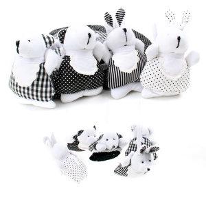 아기모빌 아기용품 신생아선물 모빌 흑백 곰돌이와토끼