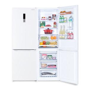 일반냉장고 312L 중형 신혼 슬림 예쁜 냉장고 White