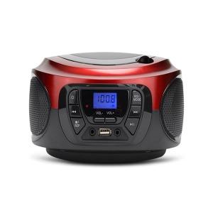 아남 A-87/USB/SD카드/CD/MP3/FM라디오/이어폰AUX단자
