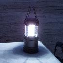 고광도 LED 30구 슬라이딩 캠핑랜턴 낚시 조명 튼튼