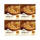 고메 클래식 불고기 피자 405g (냉동) 4개