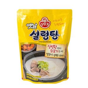 오뚜기 사골곰탕 350x18 설렁탕/갈비탕/육개장