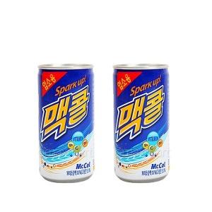 맥콜 190ml 30캔 업소용/음료 캔음료 콜라 사이다
