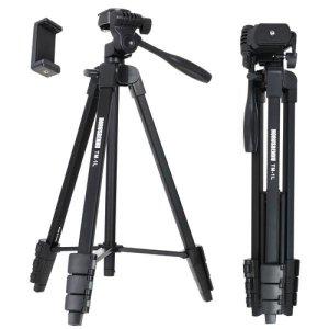 호루스벤누 TM-1L 비디오헤드 카메라 스마트폰 삼각대
