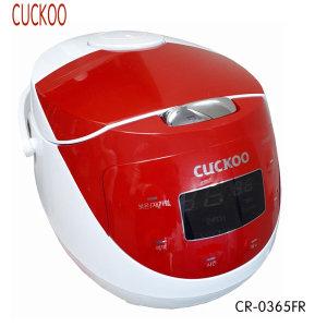 쿠쿠 전기보온밥솥 CR-0365FR 3인용 마이콤형 CR-0671