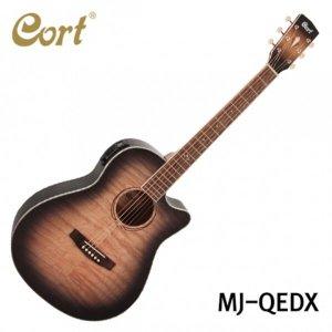 콜트 Cort 통기타 MJ-QEDX TBB